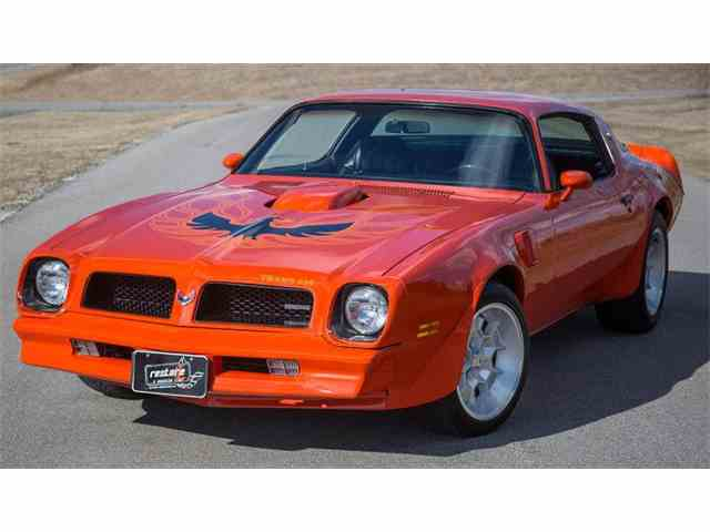1976 Pontiac Firebird Trans Am | 978930