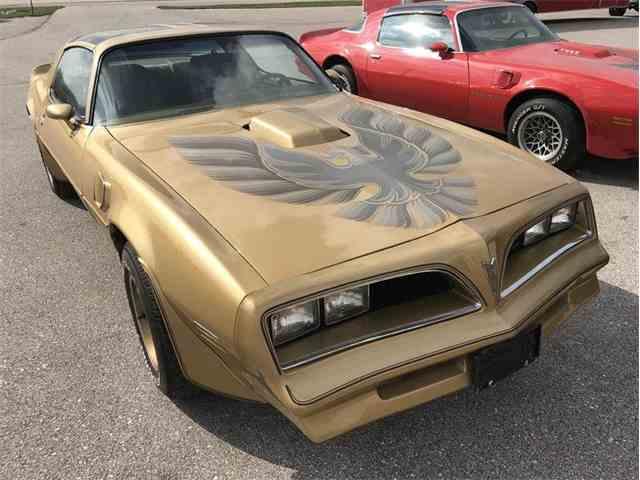 1978 Pontiac Firebird Trans Am | 978933
