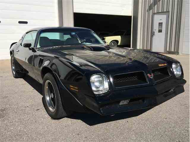 1976 Pontiac Firebird Trans Am | 978934