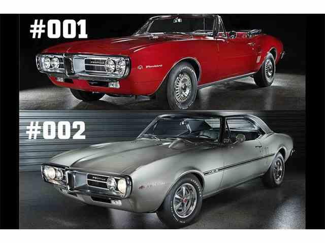1967 Pontiac Firebird Conv. | 978942
