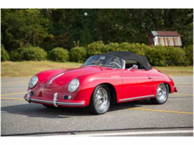 1957 Porsche Speedster For Sale On Classiccars Com