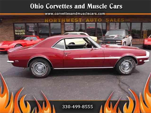 1968 Chevrolet Camaro | 978957