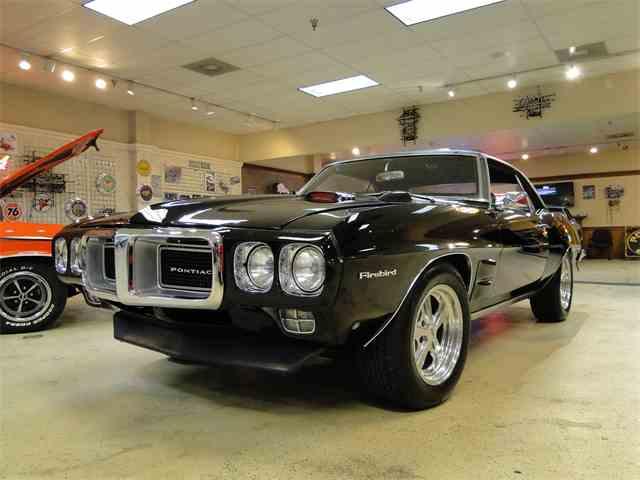 1969 Pontiac Firebird Trans Am | 978965