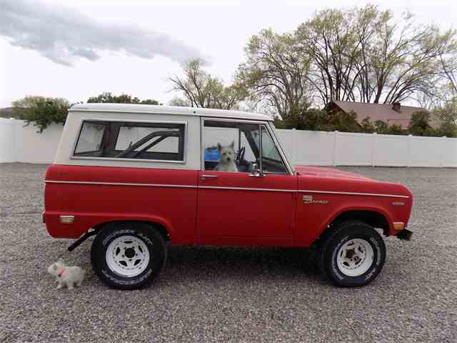 1969 Ford Bronco | 978969