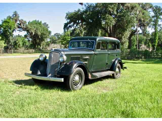 1934 Plymouth Antique | 978974