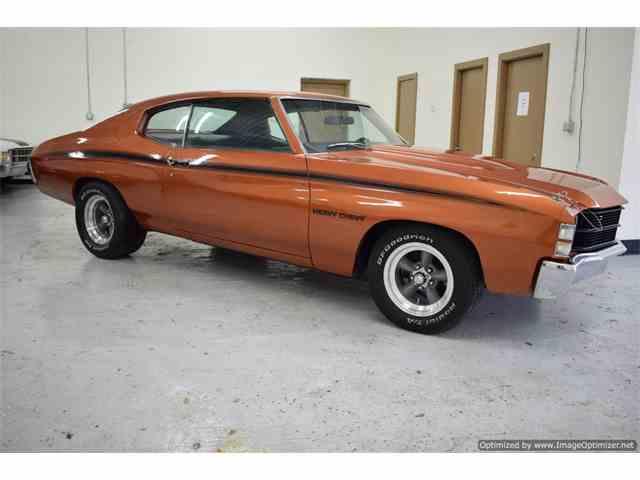 1971 Chevrolet Chevelle | 978979