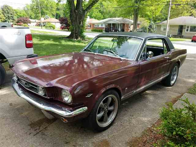 1966 Ford Mustang GT | 978980