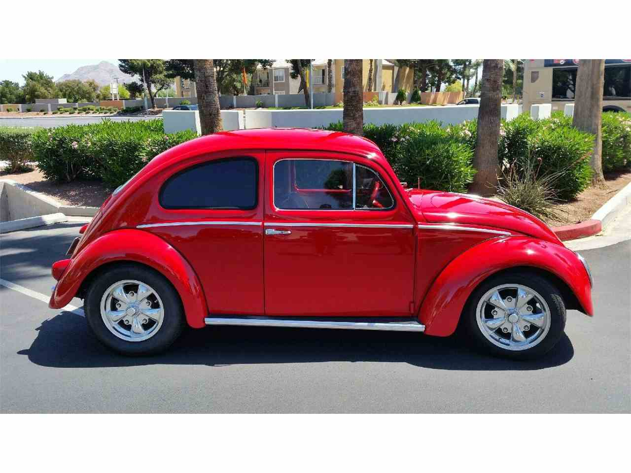 1958 volkswagen beetle for sale cc 978981. Black Bedroom Furniture Sets. Home Design Ideas