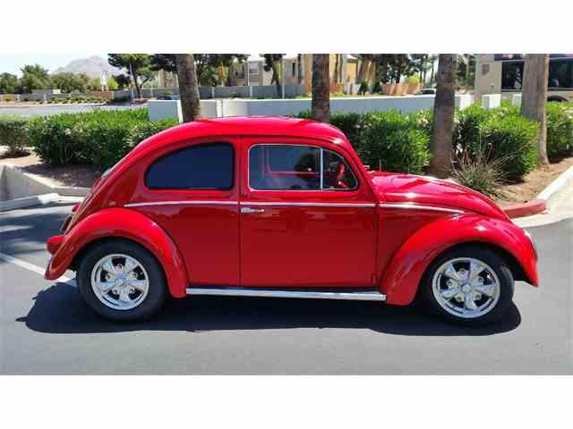 1958 Volkswagen Beetle | 978981