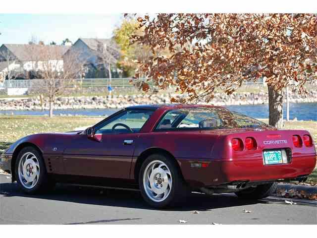 1993 Chevrolet Corvette | 978982