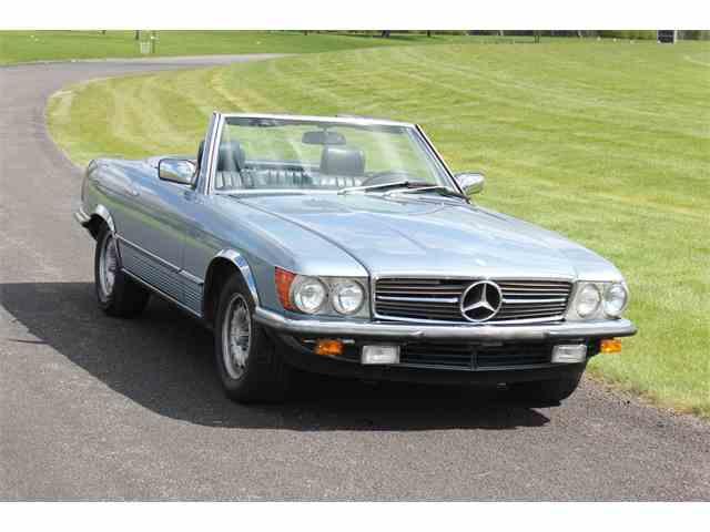 1985 Mercedes-Benz 280SL | 978983