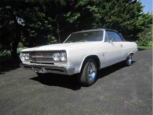 1965 Chevrolet Chevelle Malibu | 978988