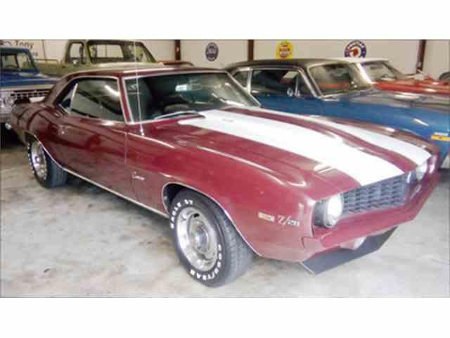 1969 Chevrolet Camaro Z28 | 978990