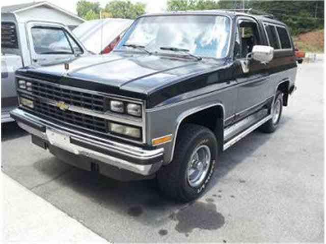 1989 Chevrolet Blazer | 978991