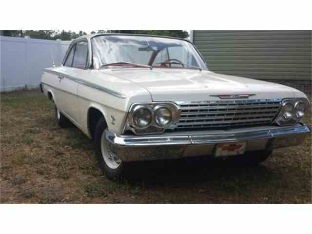 1962 Chevrolet Bel Air Bubble Top | 978994