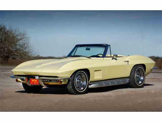 1967 Chevrolet Corvette   970009