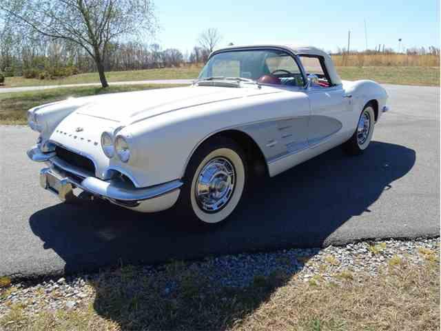 1961 Chevrolet Corvette | 979000