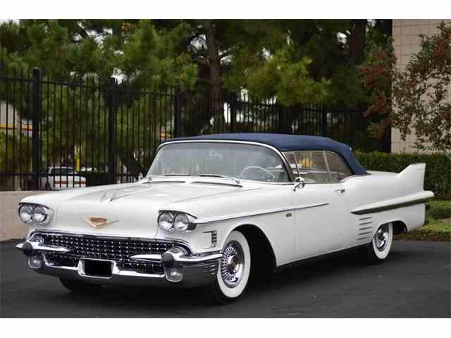 1958 Cadillac Series 62 | 979003
