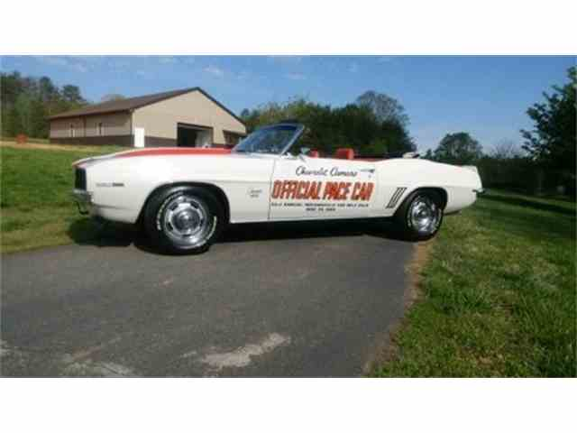 1969 Chevrolet Camaro RS/SS Z11 Pace Car | 979007