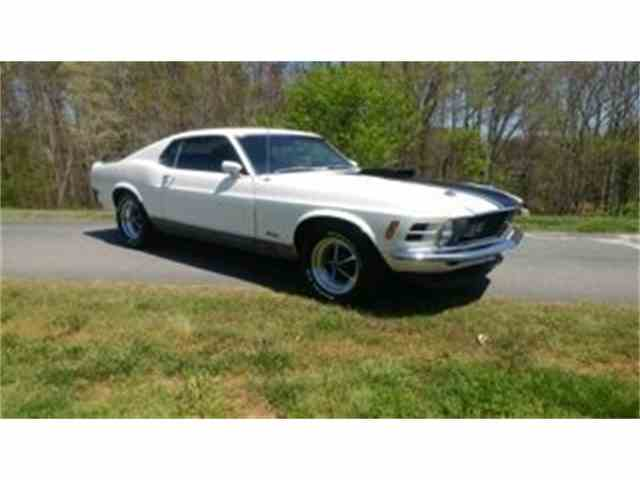 1970 Ford Mustang | 979010