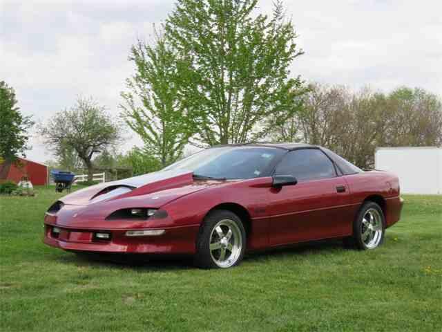 1996 Chevrolet Camaro | 979022