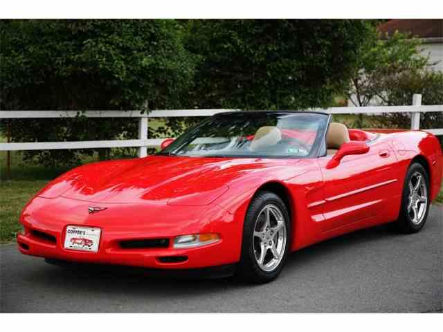 2004 Chevrolet Corvette | 979025