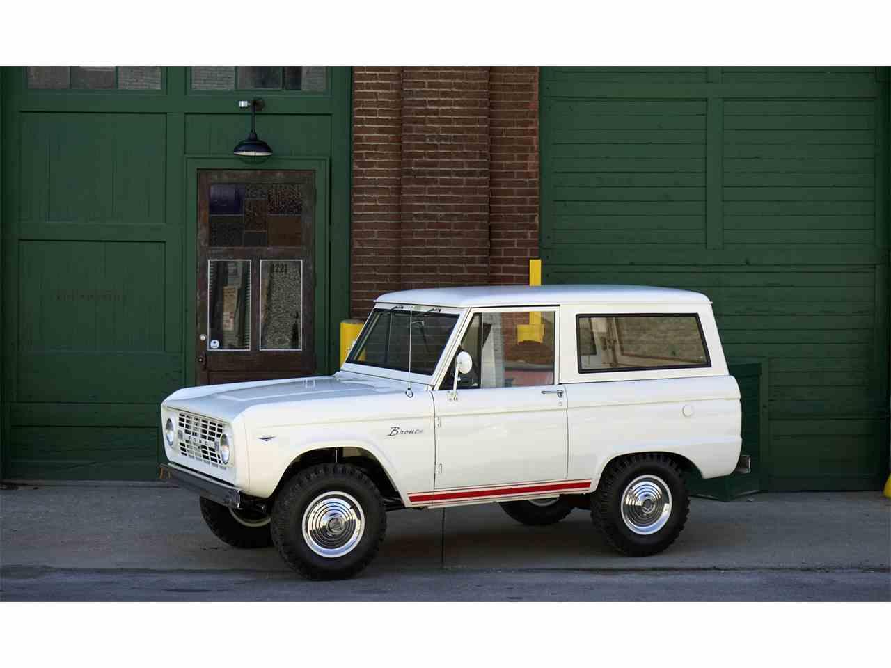 1966 ford bronco for sale cc 979027. Black Bedroom Furniture Sets. Home Design Ideas