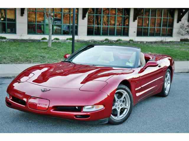2004 Chevrolet Corvette | 979030