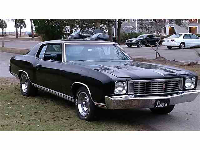 1972 Chevrolet Monte Carlo | 979031