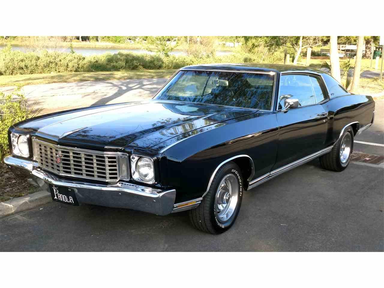 1972 Chevrolet Monte Carlo for Sale - CC-979031