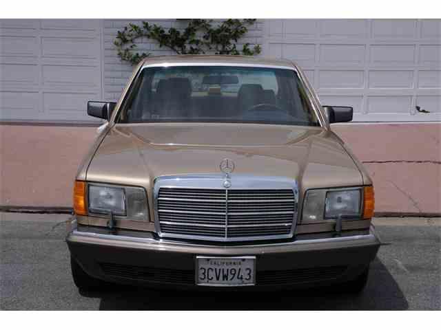 1986 Mercedes-Benz 300 | 979035