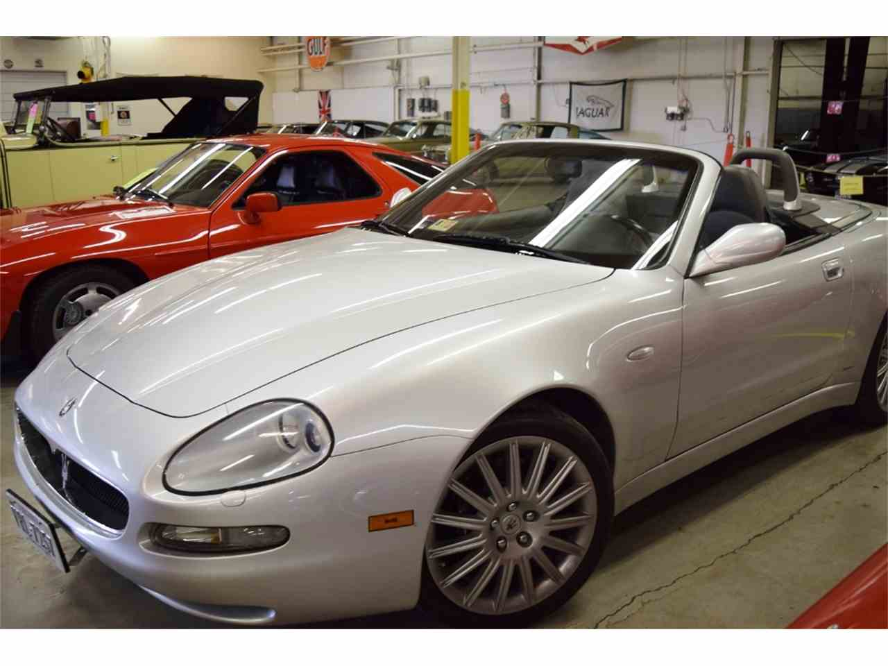 2002 maserati spyder for sale cc 979038. Black Bedroom Furniture Sets. Home Design Ideas