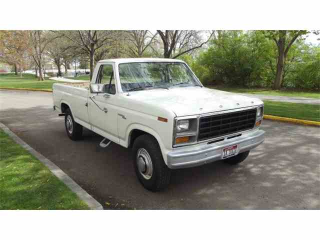 1981 Ford F250 | 979053