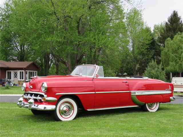 1953 Chevrolet Bel Air | 979055