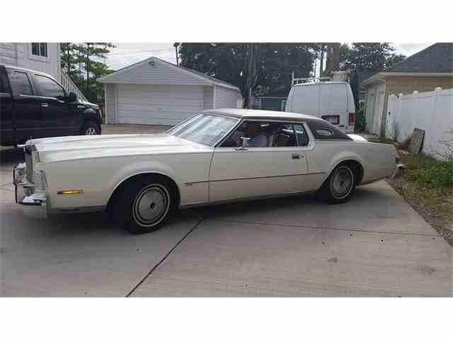 1974 Lincoln Continental Mark IV | 979056