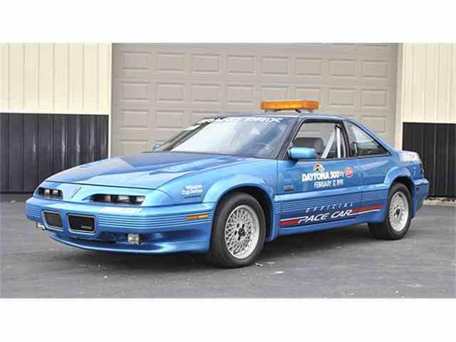 1991 Pontiac Grand Prix GTP Daytona 500 Pace Car | 979070