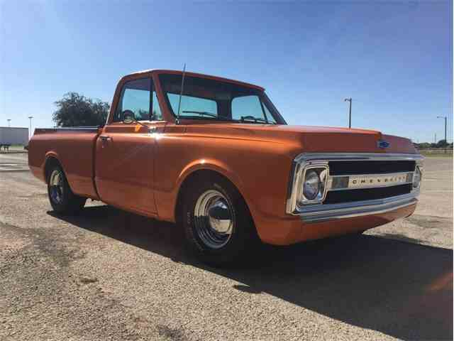 1969 Chevrolet C/K 10 | 979071