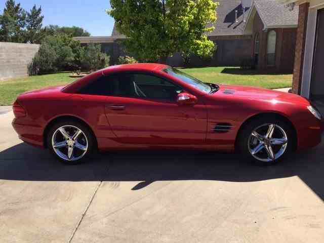 2004 Mercedes-Benz SL500 | 979074