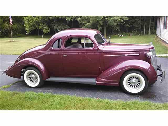 1937 Nash Lafayette 400 Coupe   979075