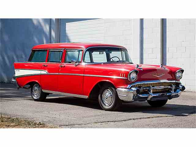 1957 Chevrolet Bel Air Townsman Wagon | 979076