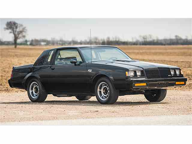 1987 Buick Grand National | 979081