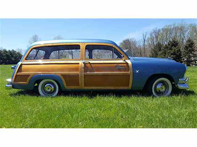 1951 Ford Country Squire Station Wagon | 979088