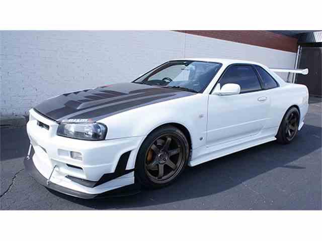2001 Nissan Skyline R34 GT-R V-spec II | 979089