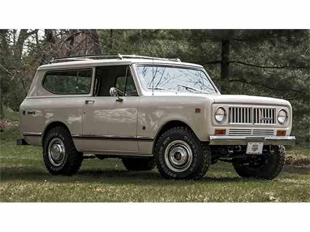 1973 International Scout II 4 x 4 | 979091