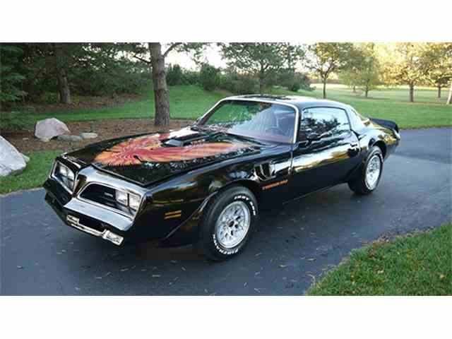 1978 Pontiac Firebird Trans Am | 979095