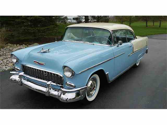 1955 Chevrolet Bel Air Sport Coupe | 979096