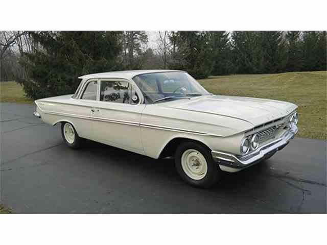1961 Chevrolet Bel Air Two-Door Sedan Custom | 979098