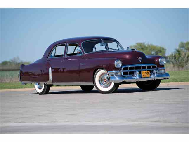 1949 Cadillac Series 62 Fleetwood | 970091