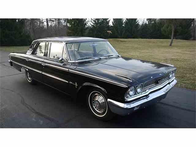 1963 Ford Galaxie 500 Four-Door Town Sedan | 979100