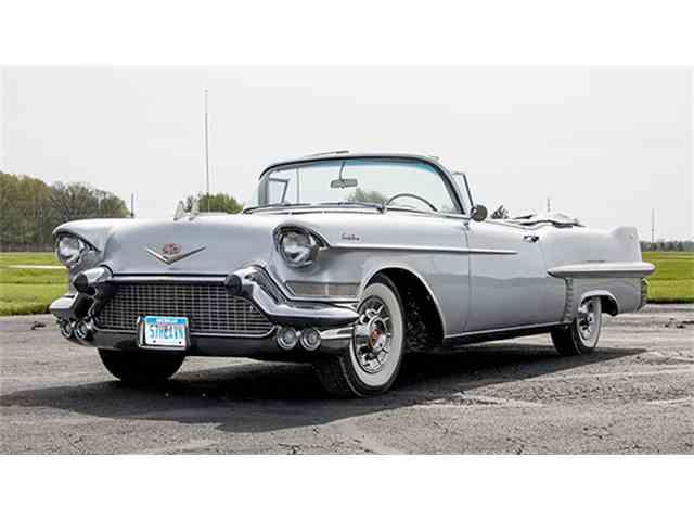 1957 Cadillac Series 62 | 979107